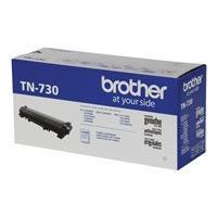 Brother TN730 - black - original - toner cartridge