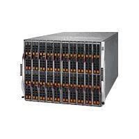 Supermicro SuperBlade SBE-820C-822 - rack-mountable - 8U - up to 20 blades  ENCL