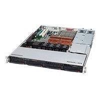 Supermicro SC815 TQ-R700CB - rack-mountable - 1U - extended ATX  RM