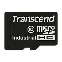 Transcend Industrial - carte mémoire flash - 8 Go - micro SDHC