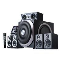 Edifier S760D - speaker system - for home theater