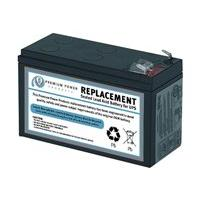 eReplacements - UPS battery - lead acid
