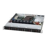 Supermicro SC116 TQ-R700CB - rack-mountable - 1U - extended ATX  RM