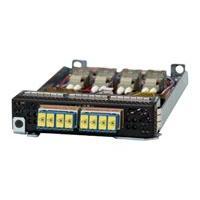 Cisco FirePOWER Fiber Network Module with Bypass - expansion module