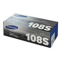 Samsung MLT-D108S - black - original - toner cartridge (SU786A)