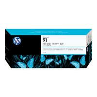 HP 91 - photo black - original - DesignJet - ink cartridge