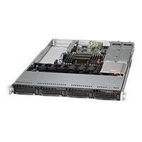 Supermicro SC815 TQ-R700WB - rack-mountable - 1U - extended ATX WRM