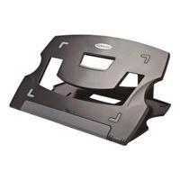 StarTech.com Support ajustable pour ordinateur portable - Rehausseur de PC portable ergonomique socle de notebook / tablette