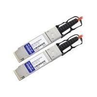AddOn 15m Industry Standard QSFP+ AOC - câble réseau - 15 m