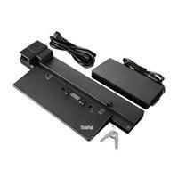 Lenovo ThinkPad Workstation Dock - réplicateur de port - VGA, DVI, HDMI, 2 x DP (Etats-Unis)