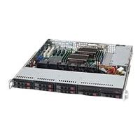 Supermicro SC113M TQ-600CB - rack-mountable - 1U - ATX  RM