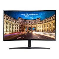 Samsung C27F396FHN - CF396 Series - LED monitor - curved - Full HD (1080p) - 27