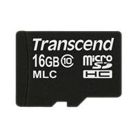 Transcend - carte mémoire flash - 16 Go - micro SDHC