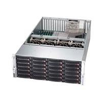 Supermicro SC846 XA-R1K23B - Montable sur rack - 4U - ATX étendu