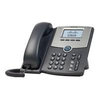 Cisco Small Business SPA 502G - VoIP phone - 3-way call capability