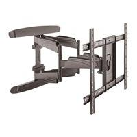 StarTech.com TV Wall Mount for up to 70 inch VESA Displays - Heavy Duty Full Motion Universal TV Wall Mount Bracket - Articulating Arm - wall mount