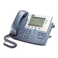 Cisco IP Phone 7940G - téléphone VoIP - (conférence) à trois capacité d'appel