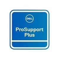 Dell Effectuez une mise à niveau de 3 ans ProSupport vers 3 ans ProSupport Plus - contrat de maintenance prolongé - 3 années - sur site