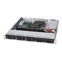 Supermicro SC113M TQ-563CB - rack-mountable - 1U - ATX KRM