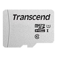 Transcend 300S - carte mémoire flash - 64 Go - microSDXC UHS-I