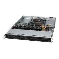 Supermicro SC815 T-330UB - rack-mountable - 1U - extended ATX ORM