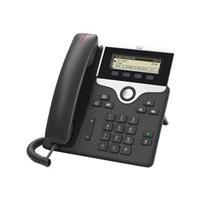 Cisco IP Phone 7811 - with Multiplatform Phone Firmware - téléphone VoIP (Amérique du Nord)
