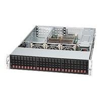 Supermicro SC216 E2-R900UB - rack-mountable - 2U - extended ATX  RM