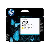 HP 940 - noir, jaune - tête d'impression