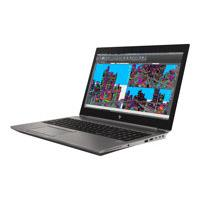 HP ZBook 15 G5 Mobile Workstation - 15.6