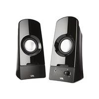 Cyber Acoustics CURVE Series CA-2050 Sonic - speakers - for PC