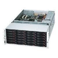 Supermicro SC847 A-R1400LPB - rack-mountable - 4U - extended ATX  RM