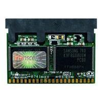 Transcend SATA Flash Module Vertical - Disque SSD - 4 Go - SATA 1.5Gb/s