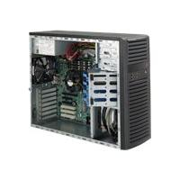 Supermicro SC732 D4F-903B - mid tower - extended ATX WTWR