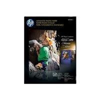 HP Advanced Photo Paper - photo paper - 60 sheet(s) - 127 x 177.8 mm - 250 g/m²