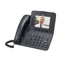 Cisco Unified IP Phone 8945 Slimline - visiophone IP