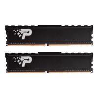 Patriot Signature Line Premium - DDR4 - 8 Go: 2 x 4 Go - DIMM 288 broches - mémoire sans tampon