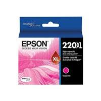 Epson 220XL With Sensor - High Capacity - magenta - original - ink cartridge