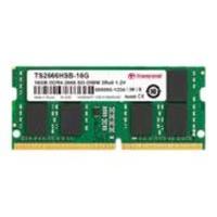 Transcend - DDR4 - module - 4 Go - SO DIMM 260 broches - mémoire sans tampon