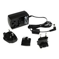StarTech.com DC Adapter - 12V Adapter - 1.5A - Universal Power Adapter - AC Adapter - DC Power Supply - DC Power Cord - Replacement Adapter (IM12D1500P) - power adapter (North America, United Kingdom, Europe)