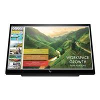 HP EliteDisplay S14 - écran LED - Full HD (1080p) - 14