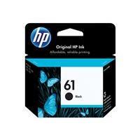 HP 61 - black - original - ink cartridge