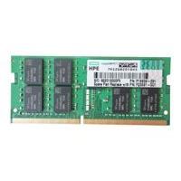 HPE - DDR4 - 16 GB - SO-DIMM 260-pin - unbuffered