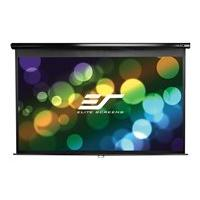 Elite Screens Manual Series M150UWH2 - projection screen - 150