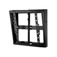 Peerless Flat/Tilt Wall Mount with Media Device Storage DST660 - wall mount  ACCS