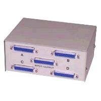 Manual Switch - switch - 4 ports (N/a) ternal