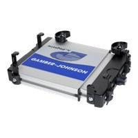 Gamber-Johnson NotePad V Universal Computer Cradle - kit de montage