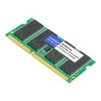AddOn 8GB SODIMM Kit for Apple Computer MC702G/A - DDR3 - 8 GB: 2 x 4 GB - SO-DIMM 204-pin - unbuffered