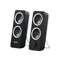 Logitech Z200 - speakers - for PC