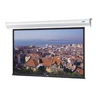Da-Lite Contour Electrol HDTV Format - projection screen - 92
