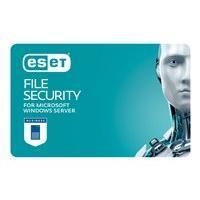 ESET File Security for Microsoft Windows Server - extension de licence d'abonnement (3 ans) - 1 utilisateur